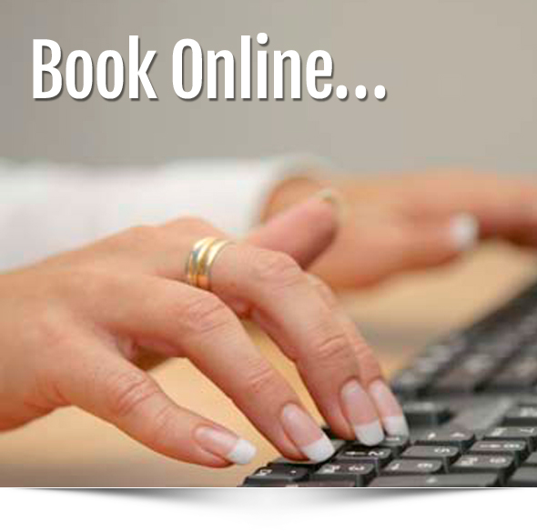Book securely online