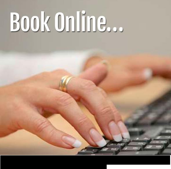 Book securely online