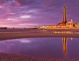Blackpool Tower (Illuminated)