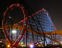 The Big One (Pepsi-Max) Blackpool Plesure Beach
