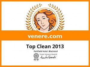 Venere Top Clean award